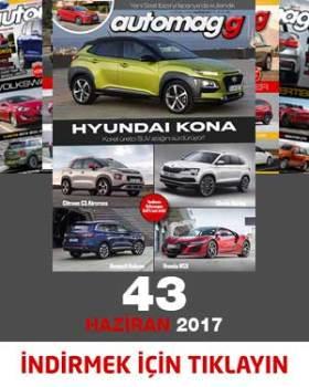 AUTOMAGG E-DERGİ HAZİRAN 2017