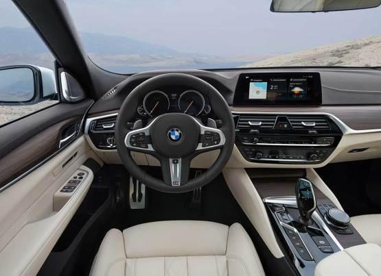BMW 6 SERİSİ GT