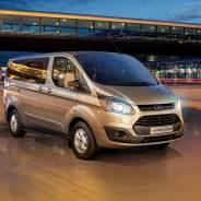 Ford Tourneo Custom'a otomatik şanzıman