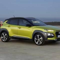 Hyundai Kona'ya beş yıldız