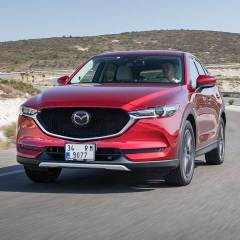 MAZDA'DAN İKİ YENİ MODEL: CX-5 VE MX-5 RF