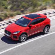 Jaguar'ın kompakt SUV'u: E-Pace