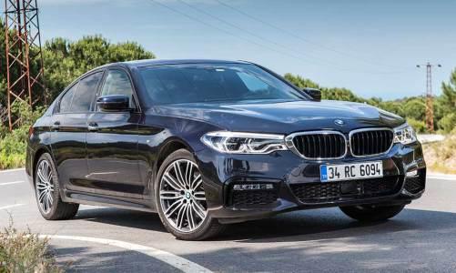 Yeni BMW 520d sürüş izlenimi