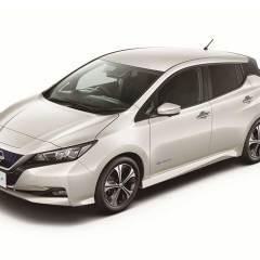 Nissan Leaf'e beş yıldız
