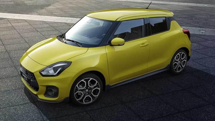Yeni Suzuki Swift Sport tanıtıldı