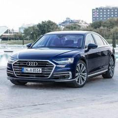 Yeni Audi A8 yollara çıkıyor