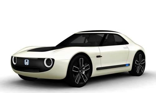 Honda'dan elektrikli konseptler