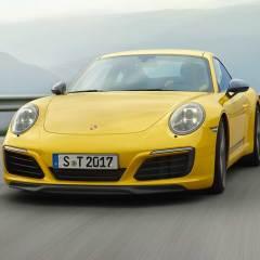 Minimalist Porsche: 911 Carrera T