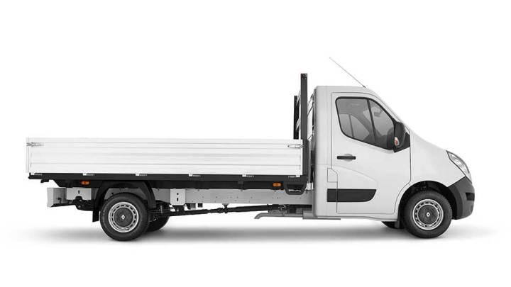 Renault Master kamyonet Türkiye'de