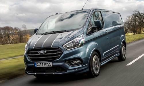 Ford Transit Custom yenilendi