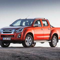 YILIN PICK-UP'I ISUZU D-MAX