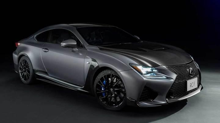 Lexus F Serisi'nin 10'uncu yılını kutluyor