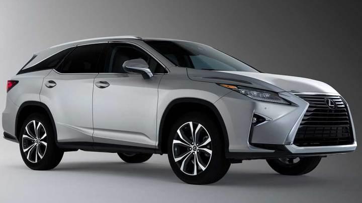 Lexus'tan lüks SUV: RX L