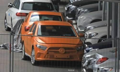 Yeni Mercedes A-Serisi nasıl görünecek?
