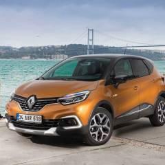 Renault Captur sürüş izlenimi
