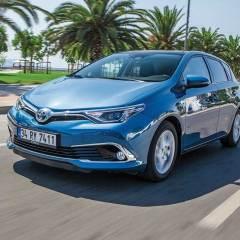 Hibrit uzmanı: Toyota Auris Hybrid