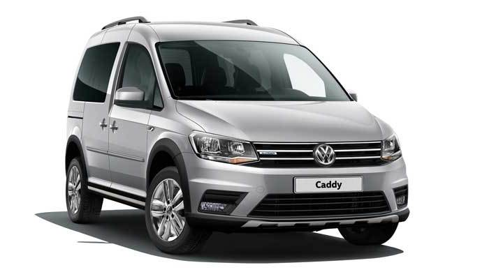 VW Caddy'de 7000 TL indirim