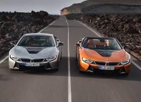 BMW i8 - i8 ROADSTER