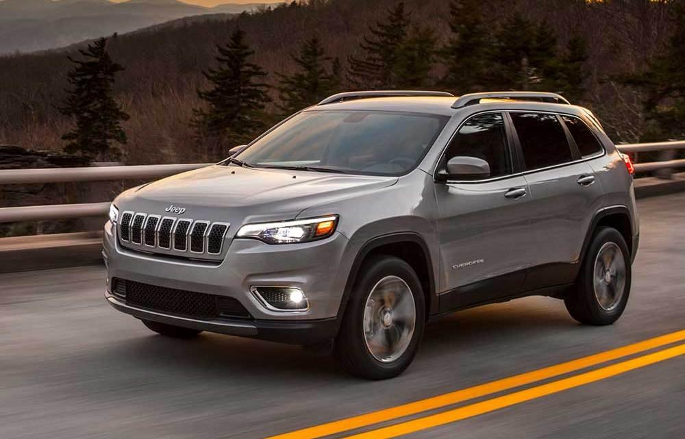 Jeep Cherokee yenilendi