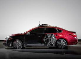NISSAN ALTIMA – SPECIAL FORCES TIE FIGHTER