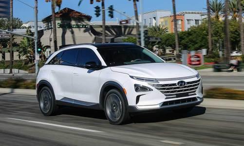 Hyundai'nin yeni hidrojenlisi: Nexo
