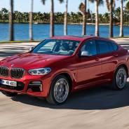 BMW, X4'Ü YENİLEDİ