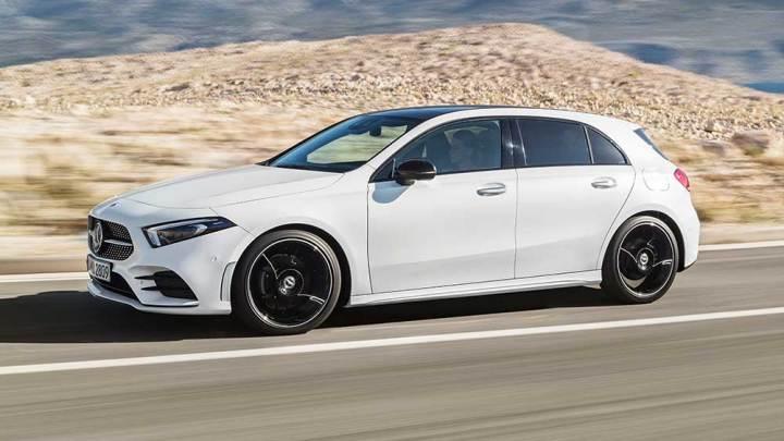Yeni Mercedes A-Serisi tanıtıldı