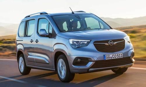 Yeni Opel Combo ne zaman geliyor?