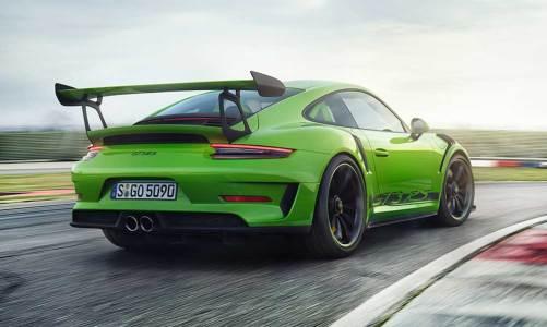 Porsche'den tarihi başarı