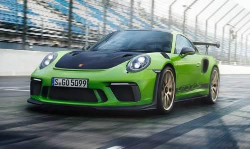 En güçlü atmosferik Porsche: 911 GT3 RS