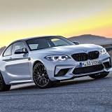 BMW'DEN 405 HP'LİK M2 COMPETITION