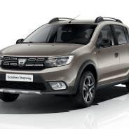 Dacia Sandero Stepway'e yeni versiyon