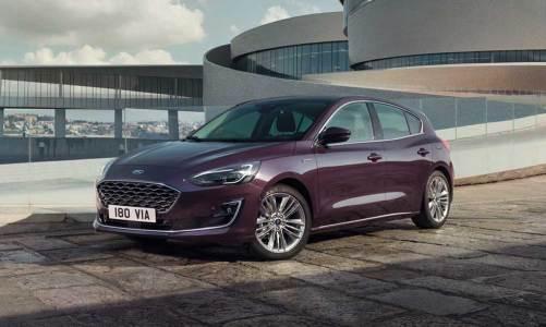 Ford Focus tamamen yenilendi
