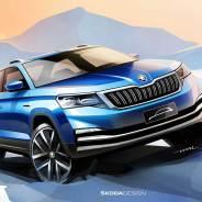 Skoda'dan Çin'e özel SUV: Kamiq