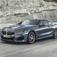 BMW yeni 8 Serisi'ni ortaya çıkardı