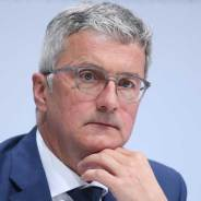 AUDI CEO'SU RUPERT STADLER'A TUTUKLAMA