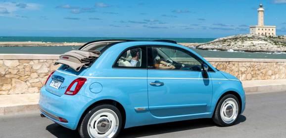 FIAT 500'E YENİ ÖZEL VERSİYON: SPIAGGINA 58