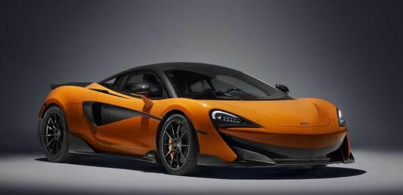 McLaren'dan yeni canavar: 600LT