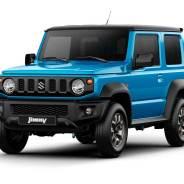 Yeni Suzuki Jimny tanıtıldı