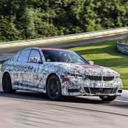 Yeni BMW 3 Serisi'nin testleri devam ediyor