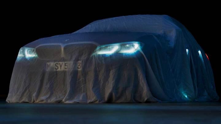 Yeni BMW 3 Serisi Paris Otomobil Fuarı'nı bekliyor