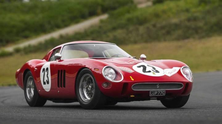 48.4 milyon dolarlık Ferrari: 250 GTO
