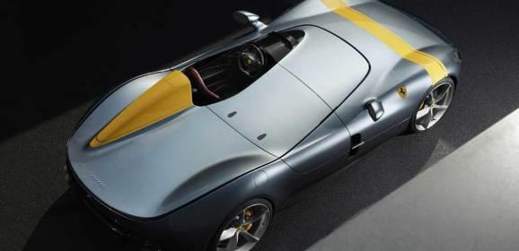 Ferrari Monza SP1 ve SP2 tanıtıldı