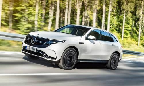Mercedes-Benz EQC tanıtıldı