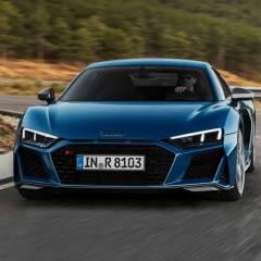 Audi yeni R8'i tanıttı