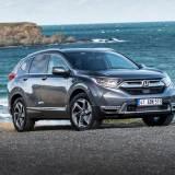Yeni Honda CR-V Türkiye'de