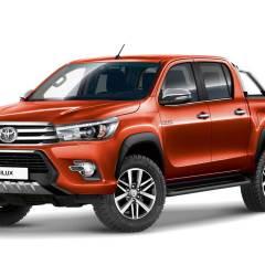 50'nci yıla özel Toyota Hilux