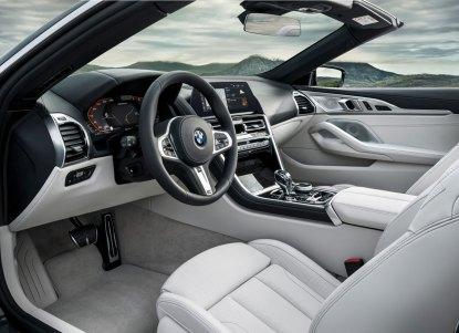 BMW 8 SERİSİ CABRIO