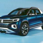 Volkswagen'den yeni pick-up geliyor