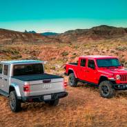 Hem SUV hem de pick-up: Jeep Gladiator